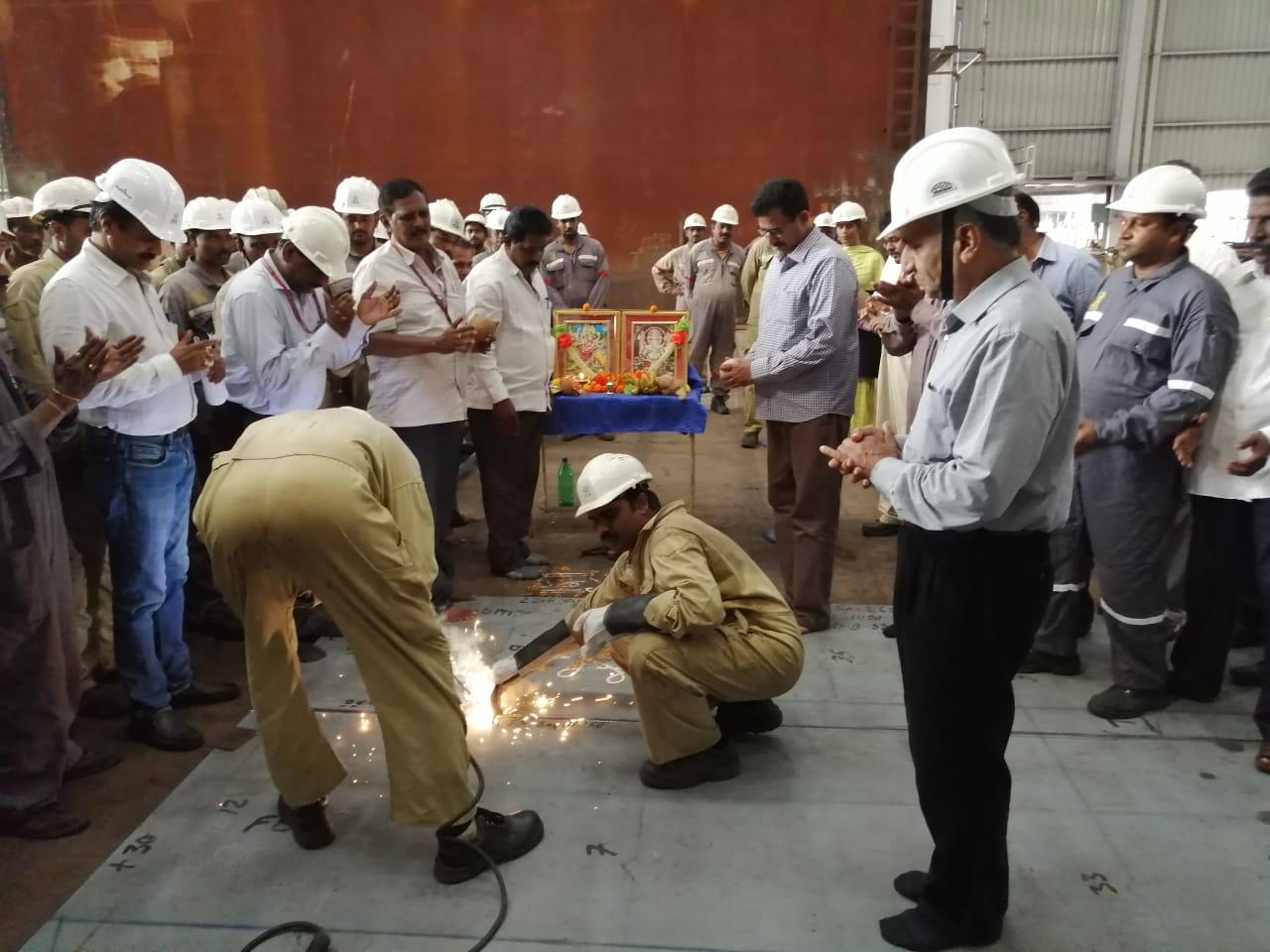 Hindustan Shipyard Limited, A Govt  of India Undertaking